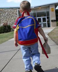 Mo te lo spiego a papà il primo giorno di scuola