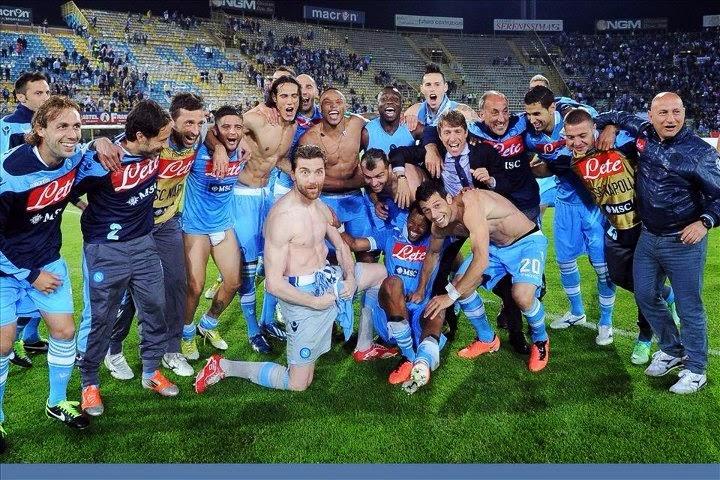 Le vacanze dei calciatori del Napoli
