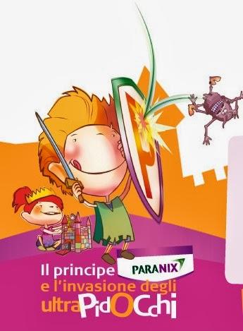 I Pidocchi e  il Concorso Paranix