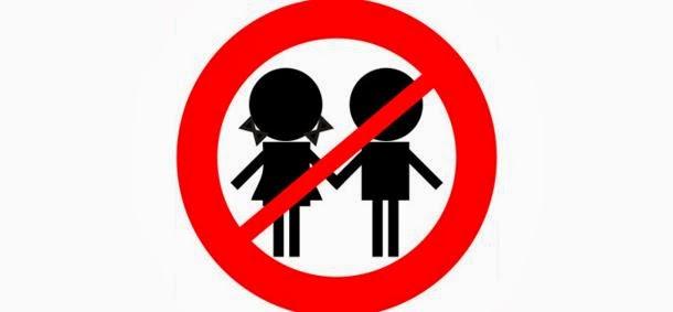 La risposta dei genitori alle aree NO KIDS