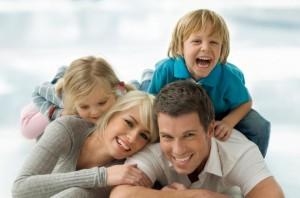 Famiglia normale