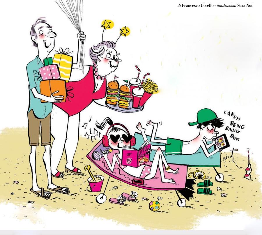 Bambini in vacanza