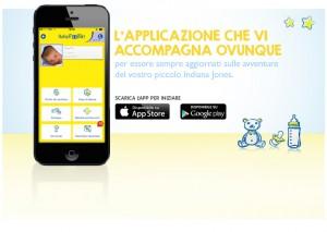 Baby foille app