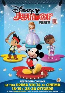 Disney Junior Party 1