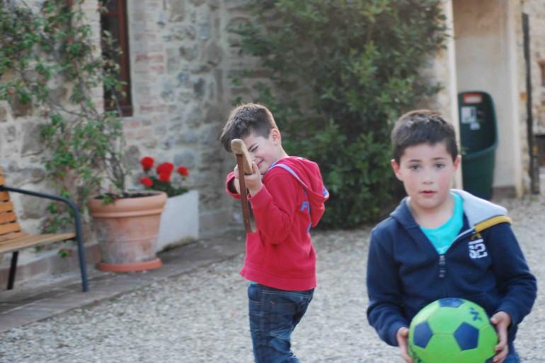 Weekend con i bambini:Viaggio d'istruzione o viaggio distruzione?