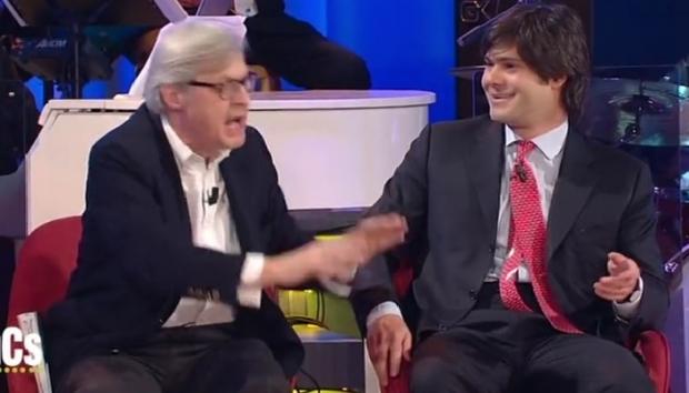 Padri a Maurizio Costanzo Show