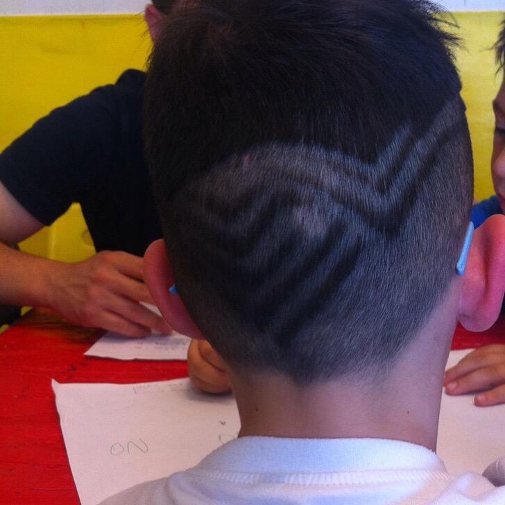taglio di capelli per bambini 2