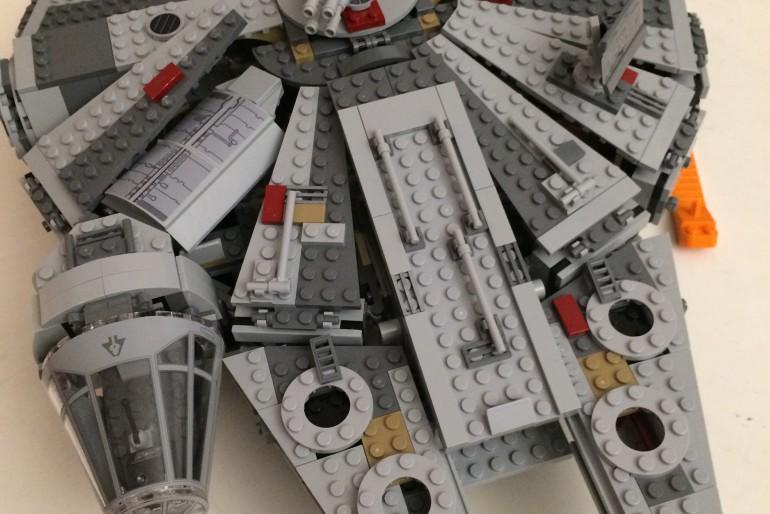 Il Lego della discordia