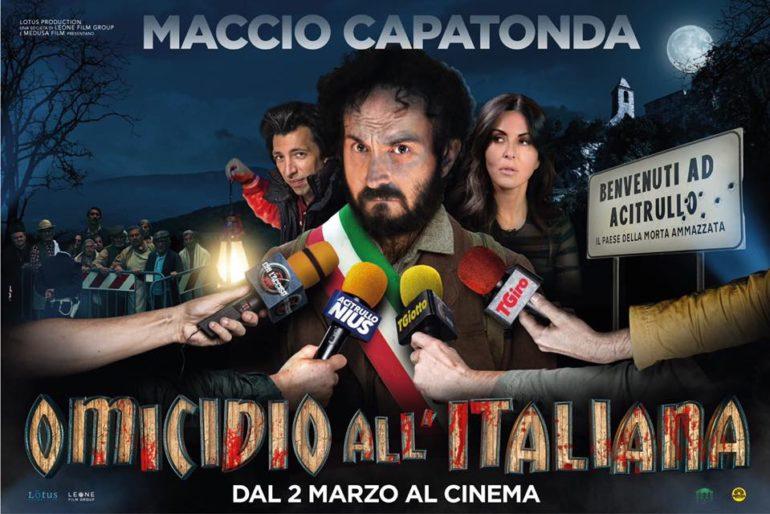 Un film per tutta la famiglia: Omicidio all'Italiana di Maccio Capatonda.