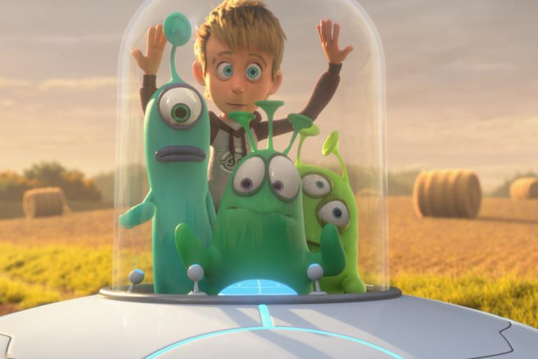 Film per la famiglia: Luis e gli alieni