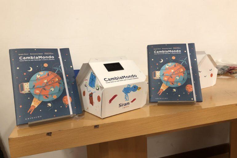 CambiaMondo: il libro che insegna a realizzare un mondo più sostenibile
