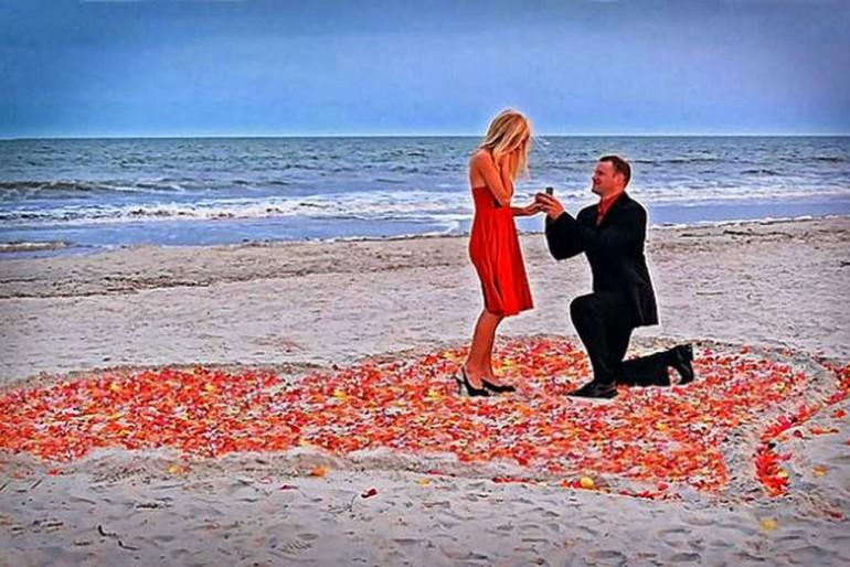Una sorpresa romantica