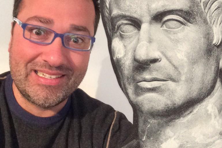 Intervista a genitori che hanno fatto la storia (perché sono millenni che i figli sono gioie e dolori): Gaio Giulio Cesare