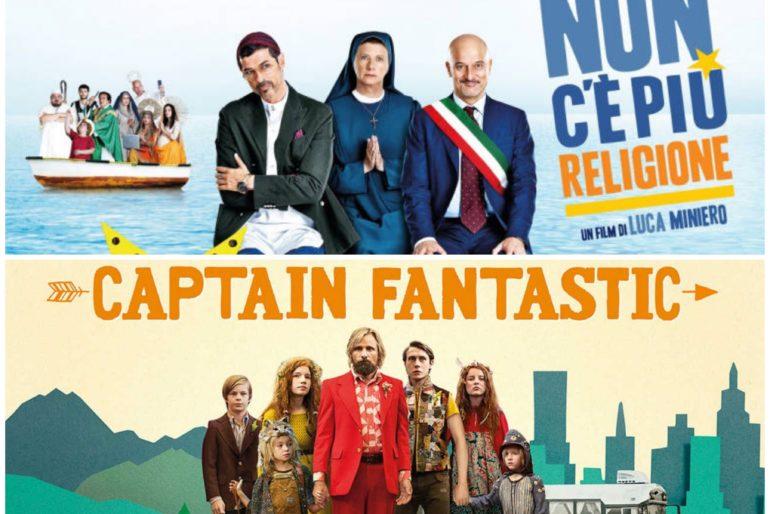 Film da vedere: Captain Fantastic e Non c'è più religione