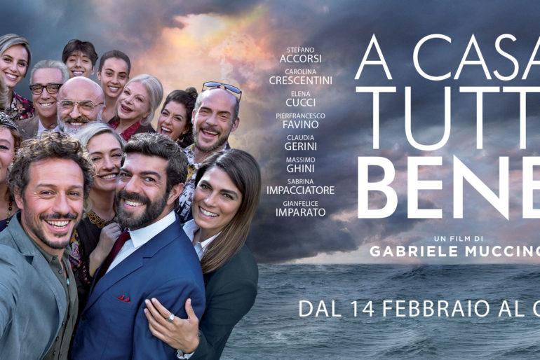 La famiglia di Muccino al cinema: A casa tutti bene